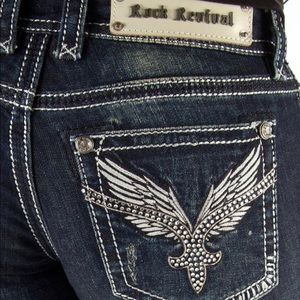 "RR Skinny Jeans ""Lucille Style"""